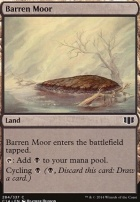 Commander 2014: Barren Moor