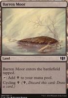 Commander 2014: Barren Moor
