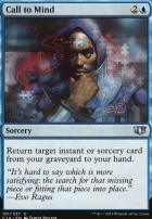 Commander 2014: Call to Mind