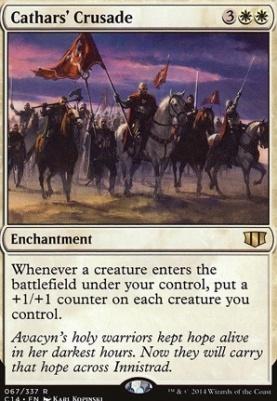 Commander 2014: Cathars' Crusade