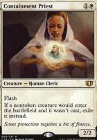 Commander 2014: Containment Priest