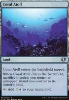 Commander 2014: Coral Atoll