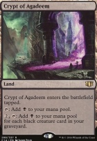 Commander 2014: Crypt of Agadeem