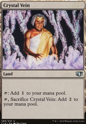 Commander 2014: Crystal Vein
