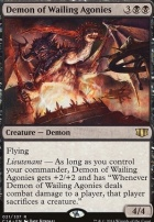 Commander 2014: Demon of Wailing Agonies