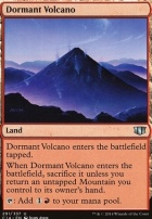 Commander 2014: Dormant Volcano