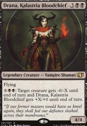 Commander 2014: Drana, Kalastria Bloodchief