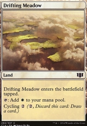 Commander 2014: Drifting Meadow