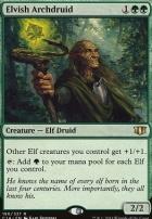 Commander 2014: Elvish Archdruid