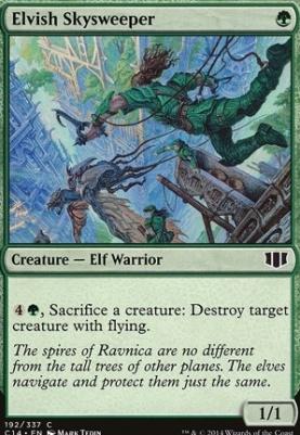 Commander 2014: Elvish Skysweeper