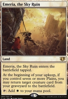 Commander 2014: Emeria, the Sky Ruin