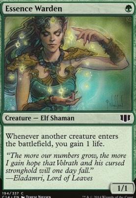 Commander 2014: Essence Warden