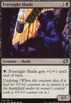 Commander 2014: Evernight Shade