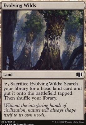 Commander 2014: Evolving Wilds