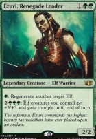Commander 2014: Ezuri, Renegade Leader