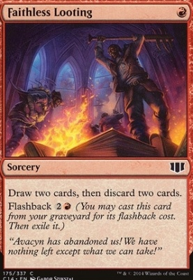 Commander 2014: Faithless Looting