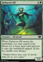 Commander 2014: Farhaven Elf