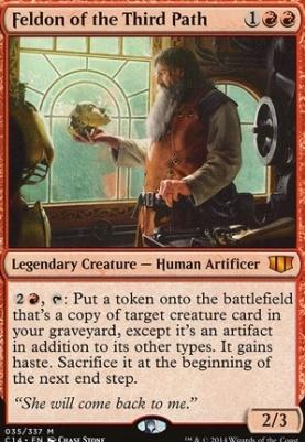 Commander 2014: Feldon of the Third Path