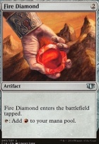 Commander 2014: Fire Diamond