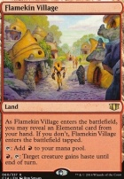 Commander 2014: Flamekin Village