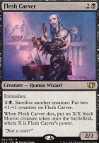 Commander 2014: Flesh Carver