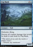 Commander 2014: Fog Bank