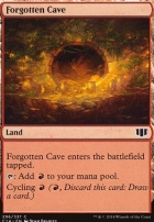 Commander 2014: Forgotten Cave