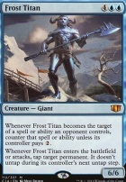 Commander 2014: Frost Titan