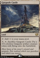Commander 2014: Gargoyle Castle