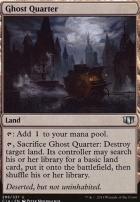 Commander 2014: Ghost Quarter