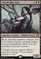 Commander 2014: Ghoulcaller Gisa