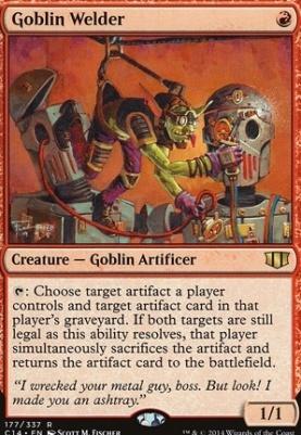 Commander 2014: Goblin Welder