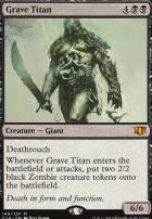 Commander 2014: Grave Titan