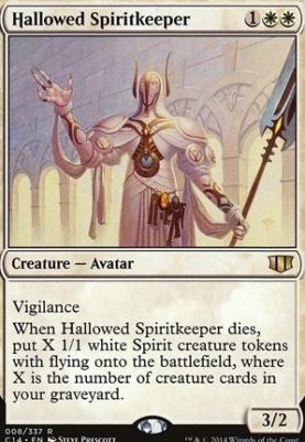 Commander 2014: Hallowed Spiritkeeper