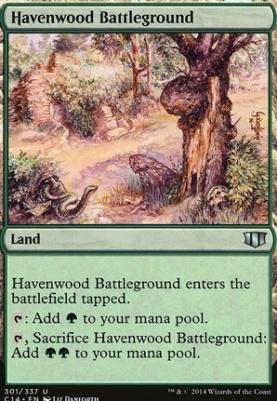 Commander 2014: Havenwood Battleground
