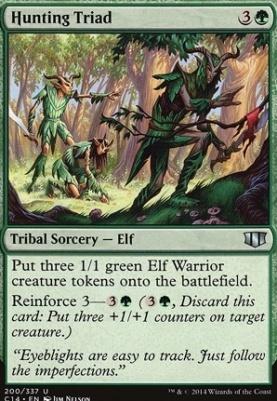 Commander 2014: Hunting Triad