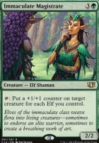 Commander 2014: Immaculate Magistrate