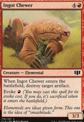Commander 2014: Ingot Chewer
