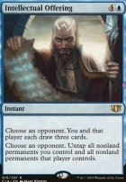 Commander 2014: Intellectual Offering