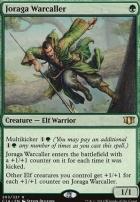 Commander 2014: Joraga Warcaller
