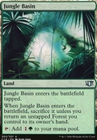 Commander 2014: Jungle Basin
