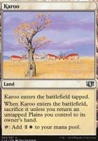 Commander 2014: Karoo