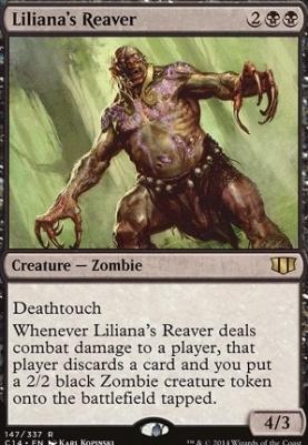 Commander 2014: Liliana's Reaver