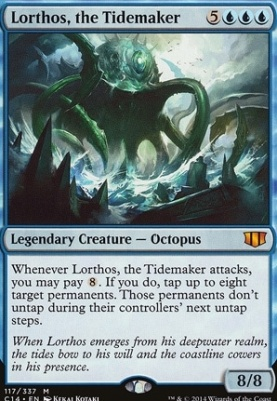 Commander 2014: Lorthos, the Tidemaker