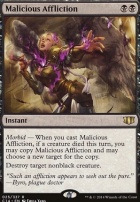 Commander 2014: Malicious Affliction