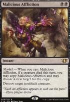 Commander 2014: Malicious Affliction