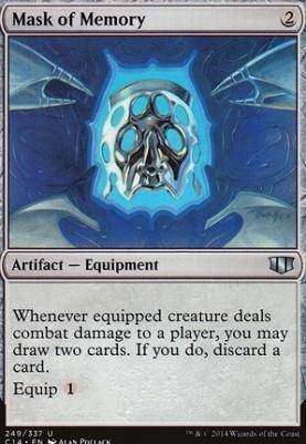 Commander 2014: Mask of Memory