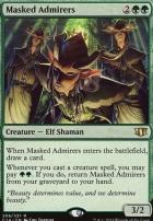 Commander 2014: Masked Admirers