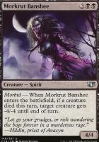Commander 2014: Morkrut Banshee