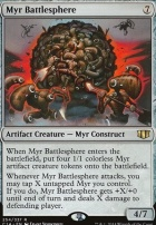 Commander 2014: Myr Battlesphere